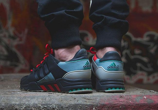 Didas Eqt Running Support 93 Green Earth 2