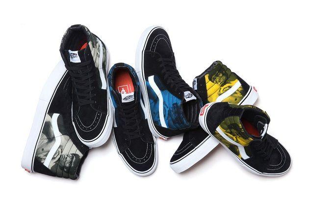 Supreme Bruce Lee Vans Fw13 Footwear Collection 9