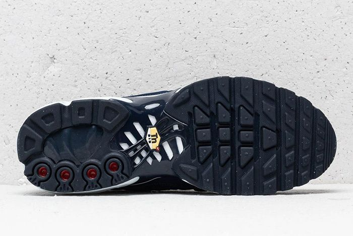 Nike Air Max Plus Se Triple Black Midnight Navy 7