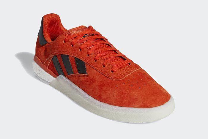 Adidas 3St 004 Collegiate Orange 3