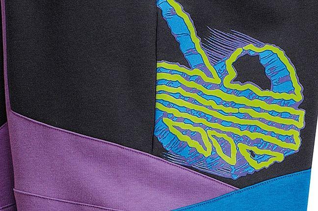 Adidas Jeremy Scott Logo Sweatpants 2 1