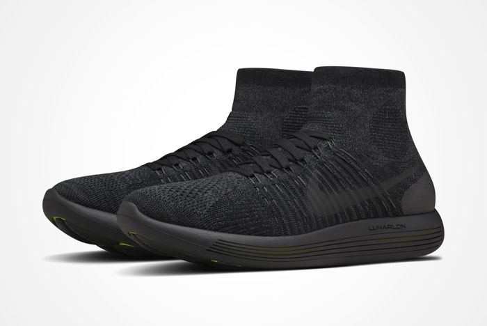 Nikelab Lunarepic Triple Blackfeature
