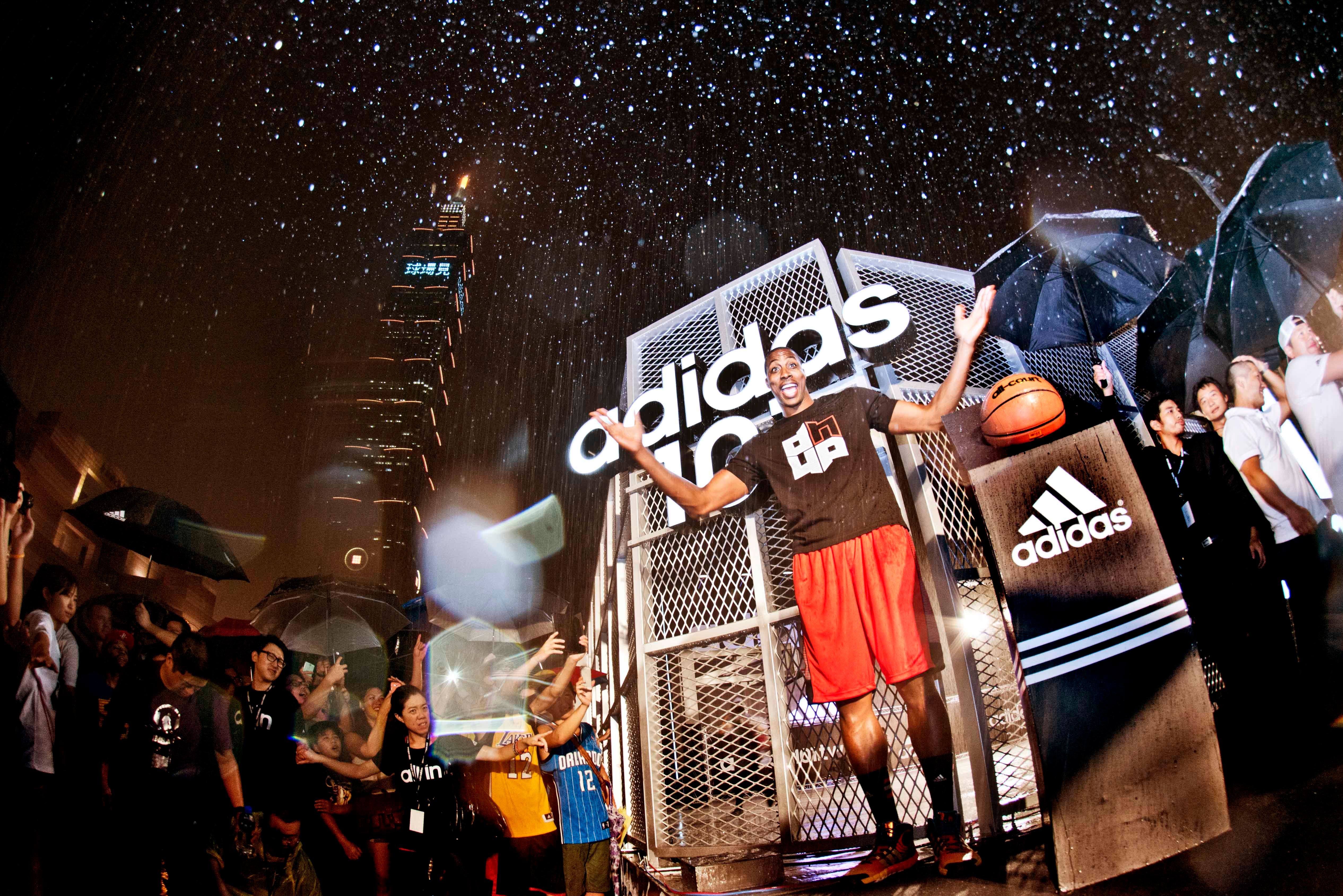 Adidas D Howard Tour In Taipei Taiwan 3