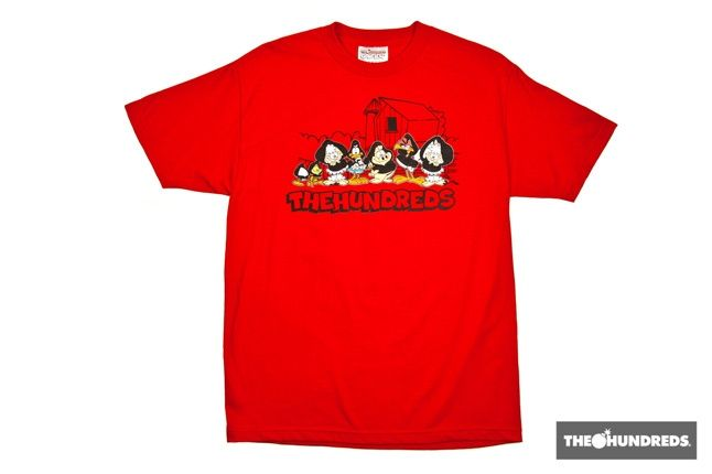 Garfield The Hundreds 1 1