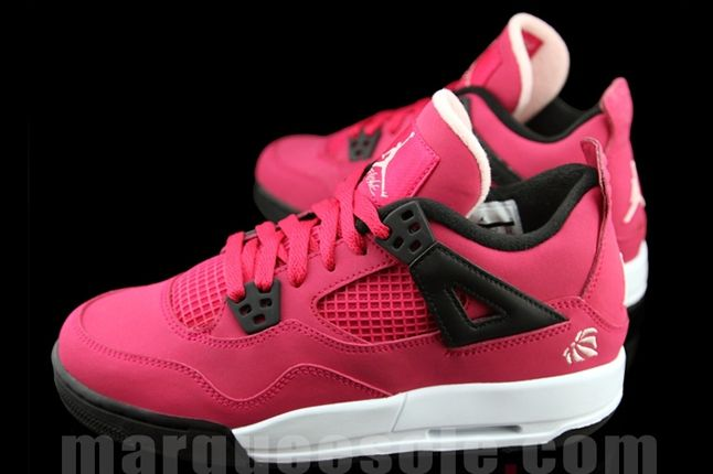 Air Jordan 4 For The Love Of The Game Gs 1 1