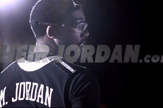Heir Jordan 2 1