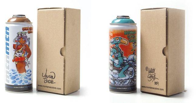 Mark Bode X Mtn Spray Cans 1