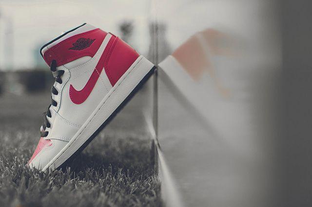 Air Jordan 1 Gg Sport Fuchsia 7