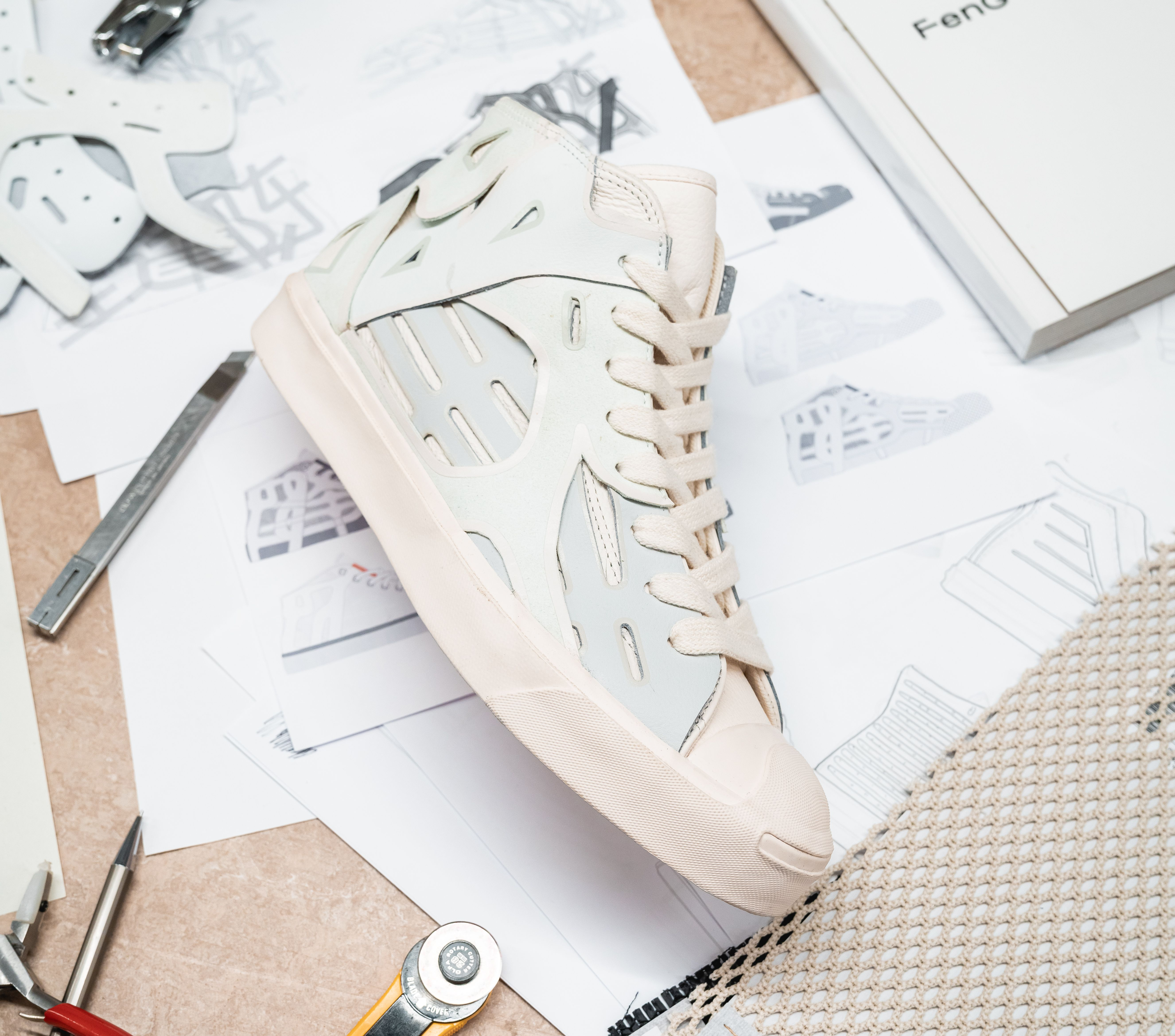 Feng Chen Wang Converse Jack Purcell Angled