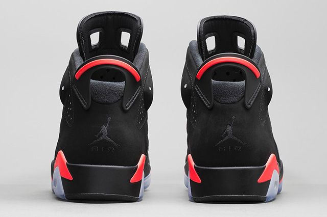Air Jordan 6 Black Infrared Official Images 4