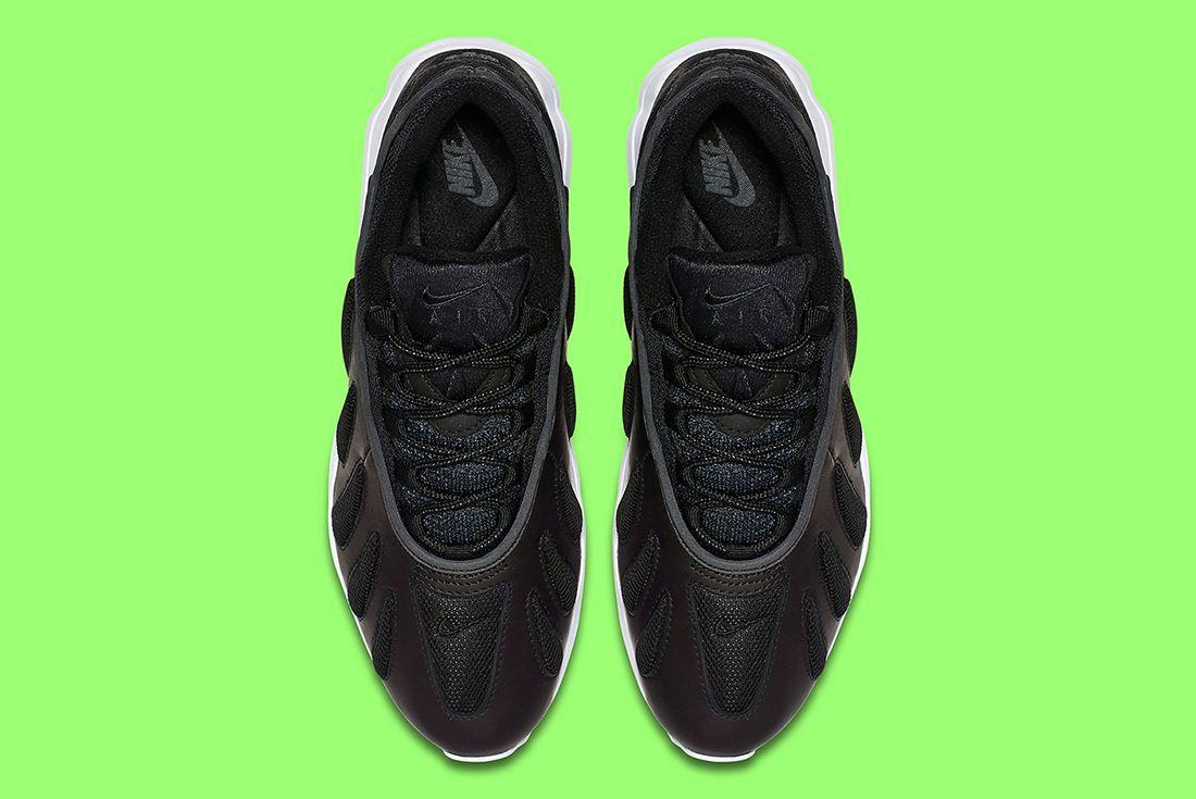Nike Air Max 96 Xx Black White3