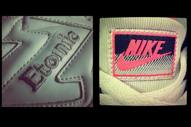 Etonic Nike Logo Sneaker Freaker Logo Jam 1