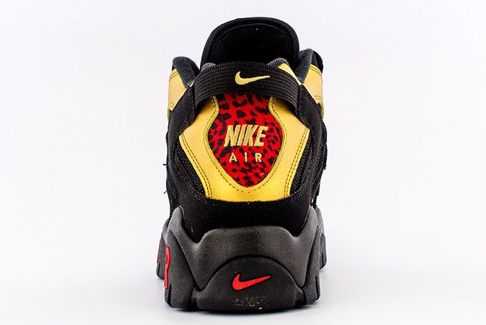 Nike Air Barrage Mid 49Ers Ct1573 700 Heel