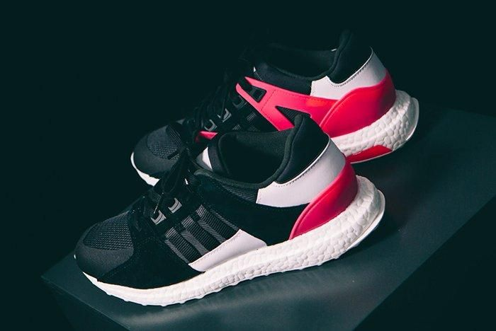 Adidas Eqt Turbo Red Collectionfeature
