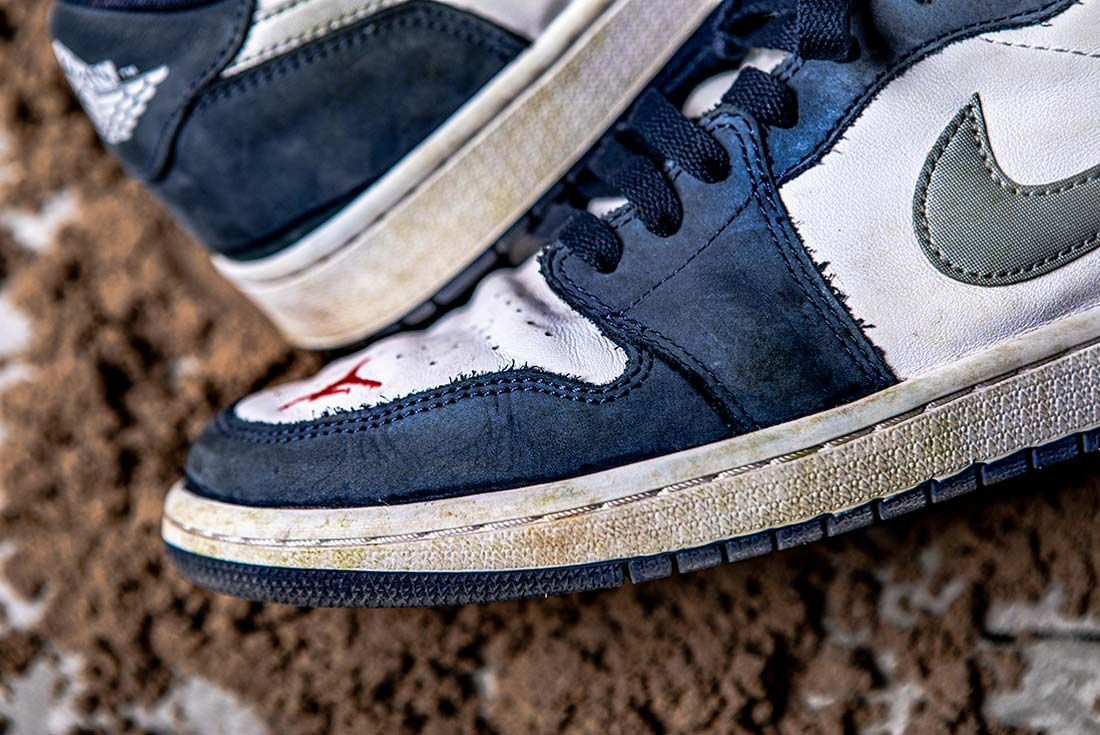 Nike Eric Koston Aj1 Low Toe Box