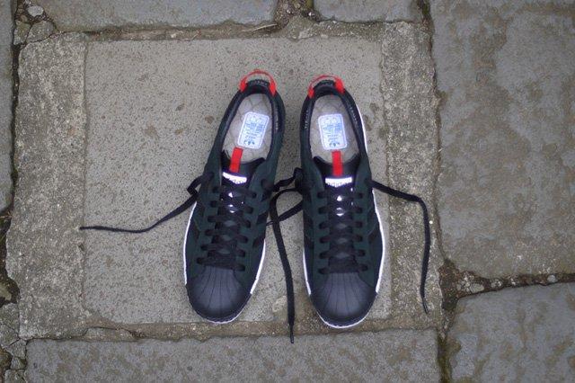 Mita Sneakers Adidas Superstar 80 S Python 1