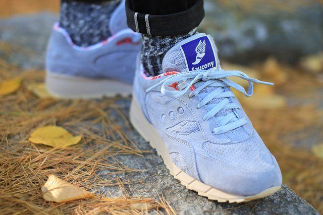Bodega Saucony Shadow 6000 Sweater Pack 10
