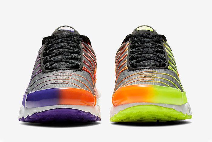 Nike Air Max Plus Color Flip Black Toe