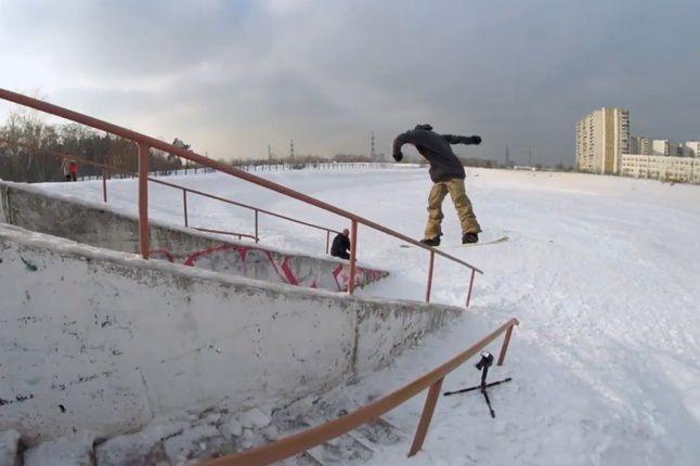 Nike Snowboarding Never Not Full Length 1