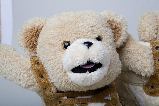 Adidas Jeremy Scott Teddy Bear 5 1