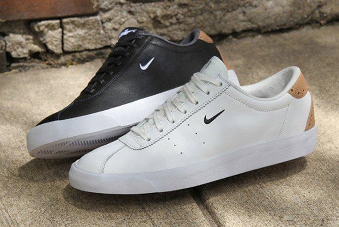 Nike Match Classic Vachetta Tan Black White 1