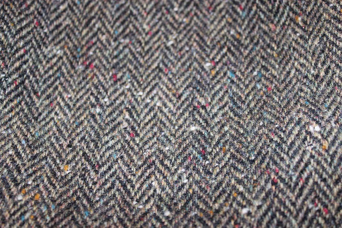 Tweed Material Matters Herringbone Sneakerhub Feature