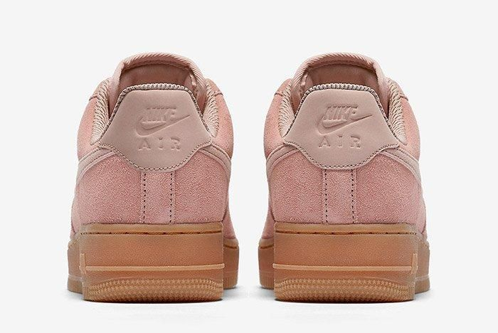Nike Air Force 1 Low Particle Pink 2