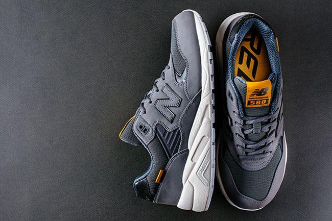 New Balance Mrt 580 Revlite Grey White