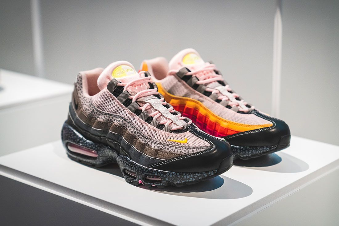 Size Uk 20Th Anniversary Preview Showcase London Air Max 95 Collaboration Reveal 10