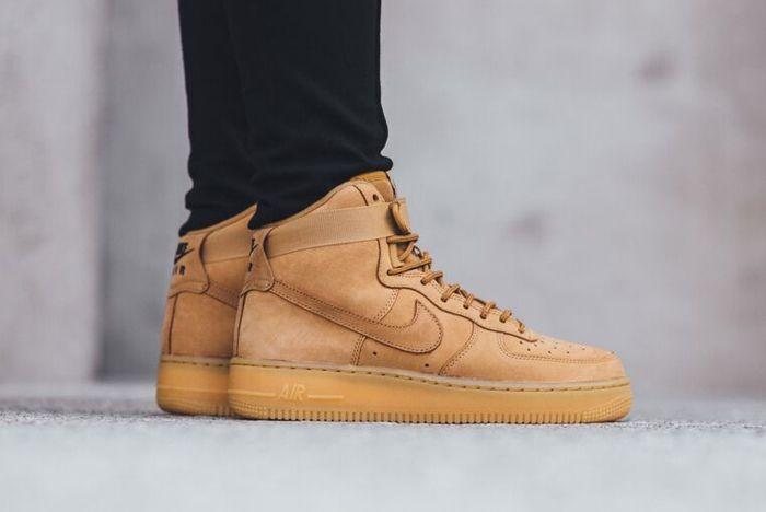 Nike Air Force 1 Wheat Titolo Bump 3