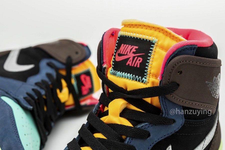 Air Jordan 1 'Bio Hack'