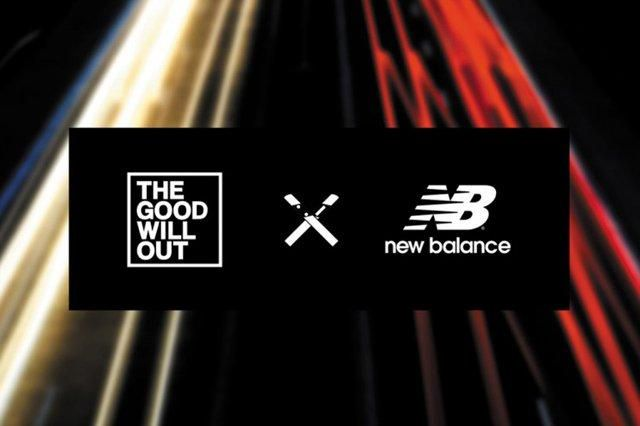 The Good Will Out X New Balance Autobahn Pack Night