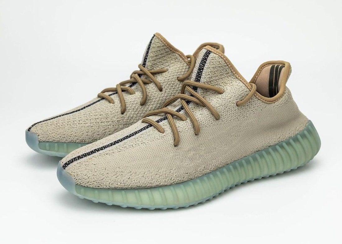 adidas Yeezy 350 V2 'Leaf'