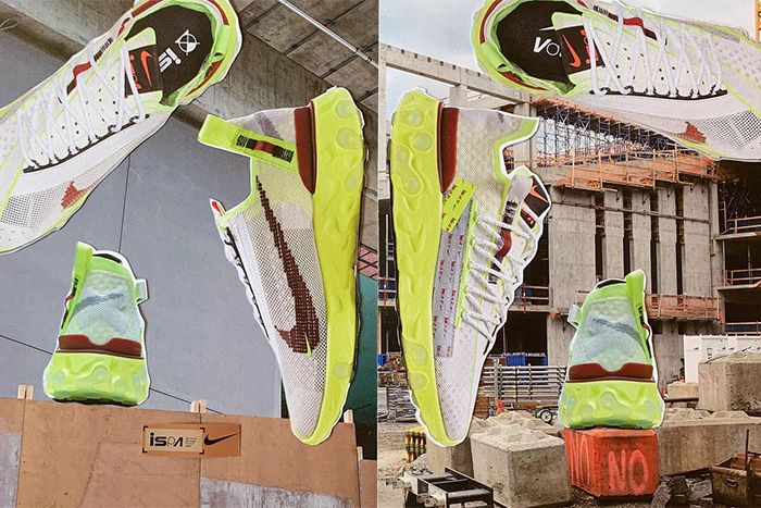 Nike React Runner Ispa Summer 2019 Release Date Collage Volt