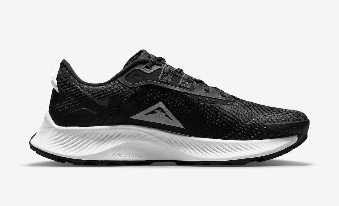 Nike Pegasus Trail 3 Black White DA8697-001