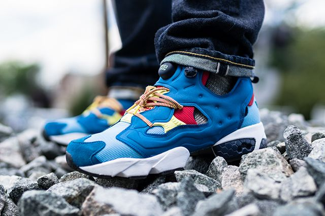 Packer Shoes X Reebok Insta Pump Fury Aztec6