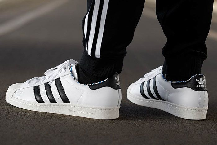 Have A Good Time Adidas Superstar 1