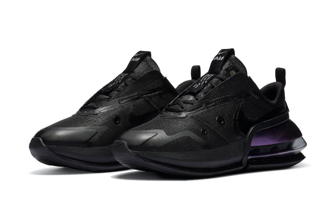 Nike Air Max Up Black Angled