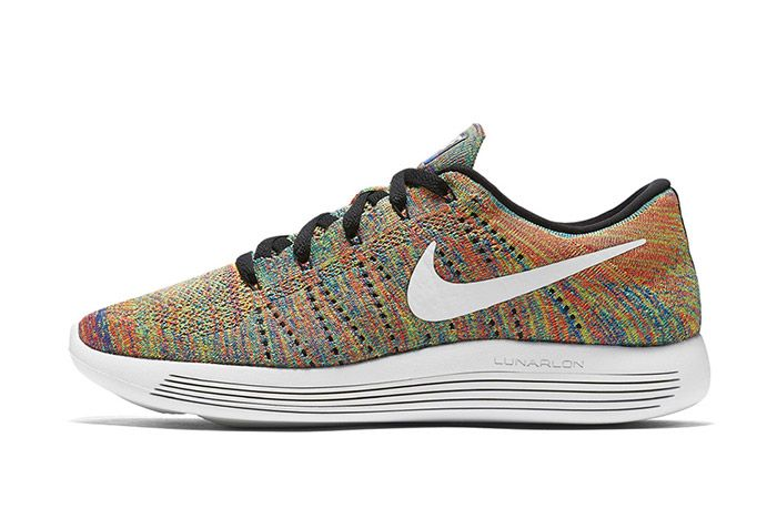 Nike Lunarepic Flyknit Low Multicolour Pack 6
