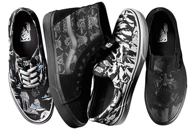 Star Wars X Vans Holiday Collection 2