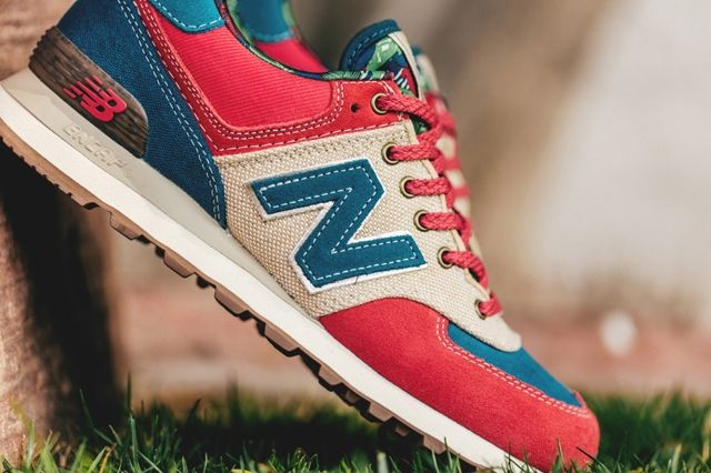 New Balance 574 Botanical Garden 3
