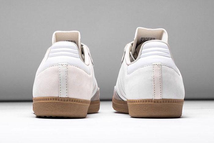 Adidas Samba White Gum
