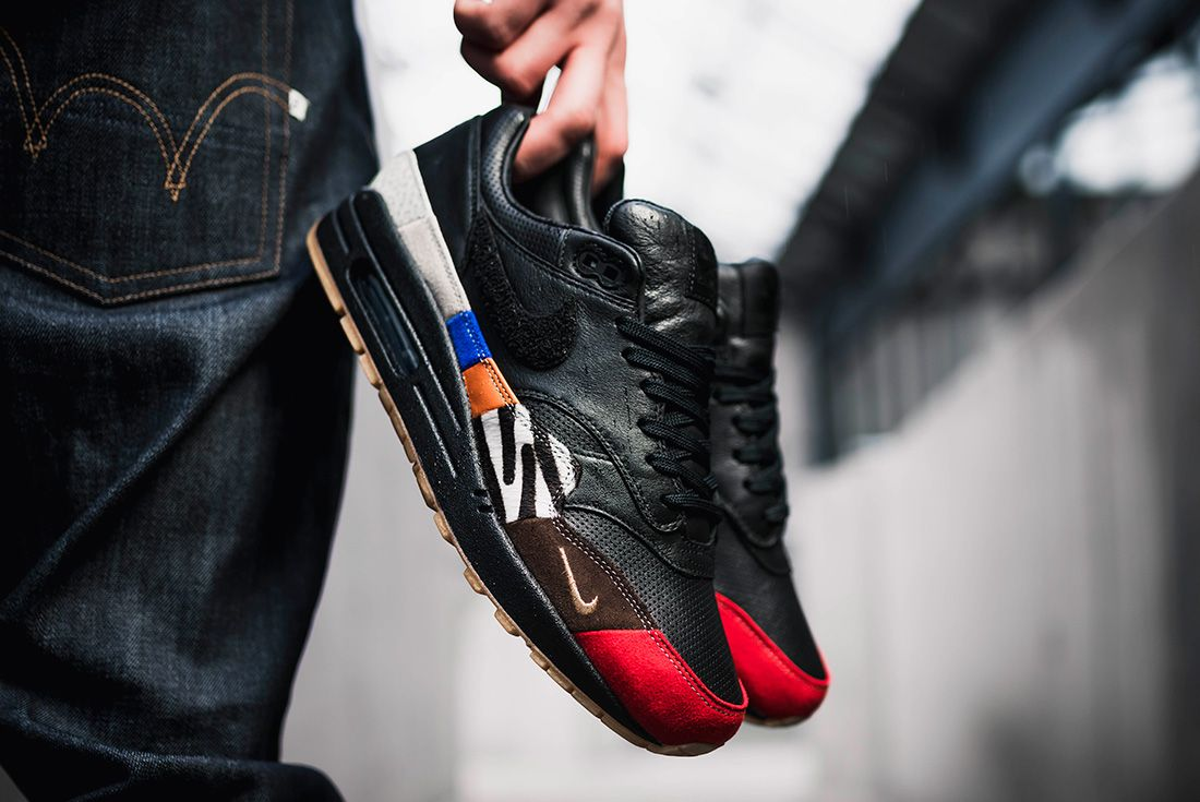 Nike Air Max 1 Master Black 15
