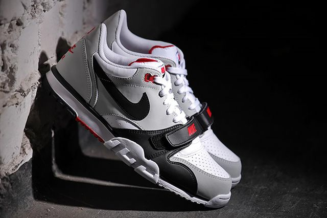 Nike Air Trainer 1 Red 1