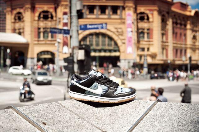 Fast Times Nike Sb Dunk Low 7