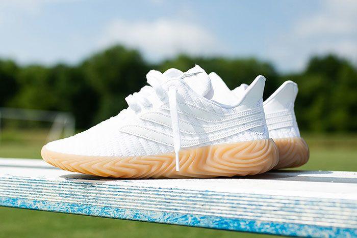 Adidas Sobakov White Gum 1