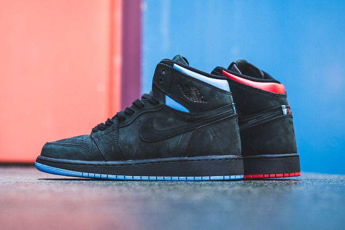Air Jordan 1 High Quai 54 2