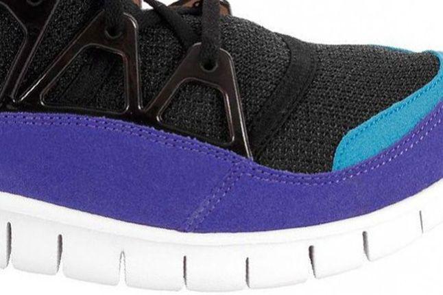 Nike Free Huarache Light Toe Detail 1