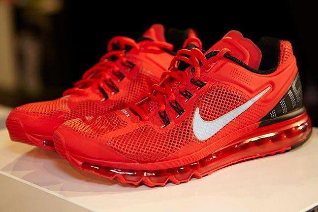 Nike Air Max 2013 Red 1