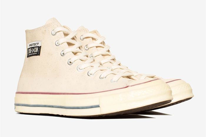 One Block Down Converse Chuck 70 White Release Date Pair